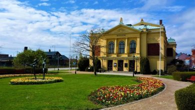 Photo of جاذبه های گردشگری یستاد، شهری زیبا در سوئد