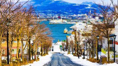 Photo of مکانهای دیدنی در هاکوداته ژاپن