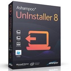 دانلود Ashampoo UnInstaller - حذف کامل نرم افزارهای نصب شده از روی سیستم
