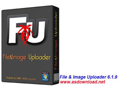 آپلود رایگان عکس و فایل-دانلود File & Image Uploader 6.1.9