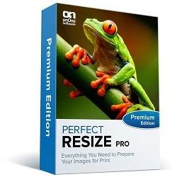 دانلود OnOne Perfect Resize Premium 9.5.0.1644 - بزرگ کردن سایز عکس بدون افت کیفیت