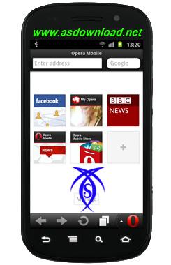 دانلود مرورگر opera windows mobile 10 برای ویندوز موبایل