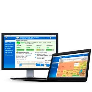 دانلود Ariolic Active SMART 2.10.3.170 – نرم افزار بررسی وضیعت سلامتی هارد دیسک