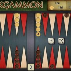Backgammon Free 1