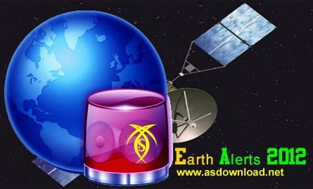 earth alerts 2012 پیش بینی پدیده های کره زمین با Earth Alerts 2012 – نرم افزار ماهواره