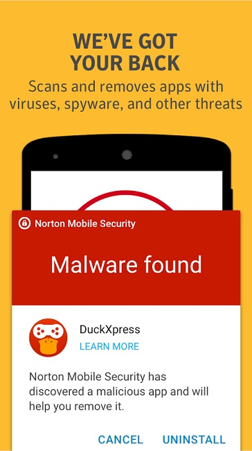 5 Norton Security and Antivirus
