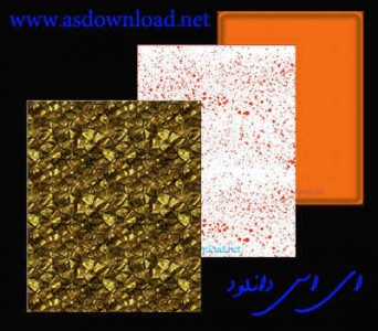 p1 342x300 دانلود بافت و صفحات تزئینی برای تزئین و خوشنویسی paper