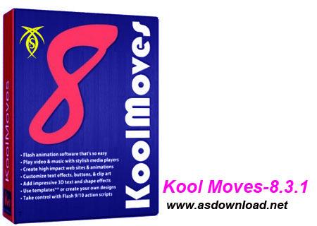 Photo of دانلود  9.7.0 KoolMoves – طراحی بنر و انیمیشن فلش حرفه ای