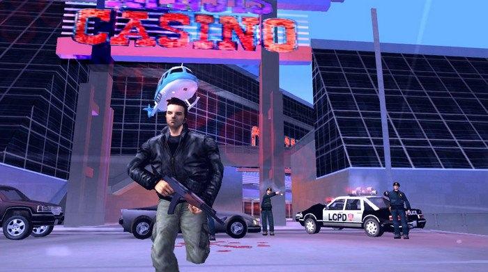 1 Grand Theft Auto III
