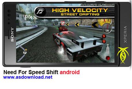 دانلود بازی مسابقه Need For Speed برای موبایل-بازی آندروید