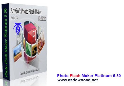 دانلود نرم افزار ساخت آلبوم اسلاید شو با فرمت فلش- Photo Flash Maker Platinum 5.50
