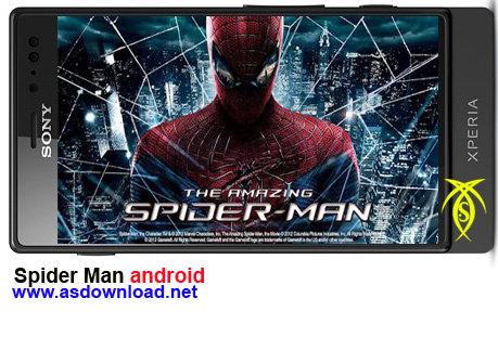 دانلود نسخه جدید بازی مرد عنکبوتی برای موبایل-Spider Man