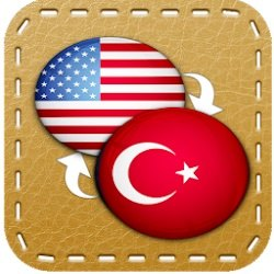 دانلود Turkish English Offline Dictionary & Translator v3.0 دیکشنری صوتی انگلیسی به ترکی و بالعکس برای اندروید