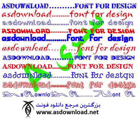 download font-part A