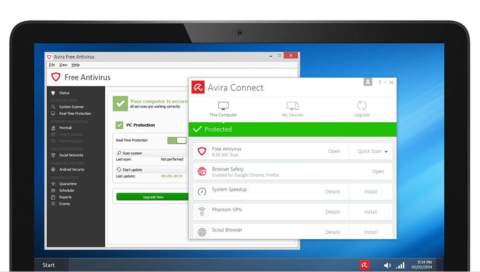 Avira Antivirus 2017 Pro 15