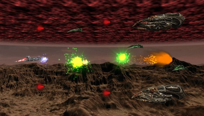 BlastZone 2 Arcade Shooter android