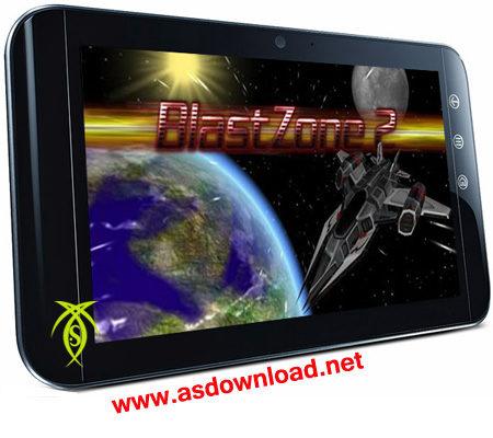 دانلود بازی برای آندروید- BlastZone 2 android