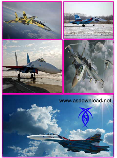 دانلود Warplane sukhoi - عکس های جدید از هواپیمای سوخوی