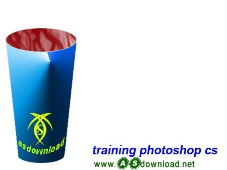 دانلود فیلم آموزش طراحی لیوان با فتوشاپ-آموزش پیشرفته فتوشاپ