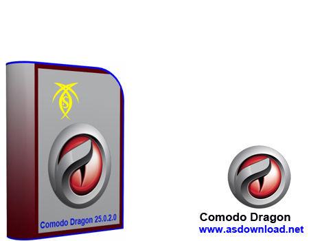 دانلود مرورگر قدرتمند Comodo Dragon 25.0.2.0
