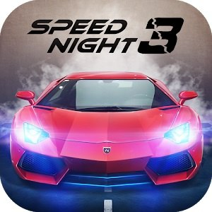 Speed Night 3 : Asphalt Legends 1.0.18- دانلود بازی سرعت در شب برای اندروید