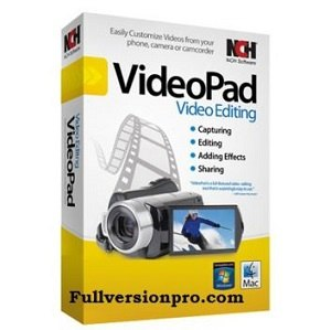 دانلودVideoPad Video Editor Pro 8.45 - ویرایش کلیپ فیلم