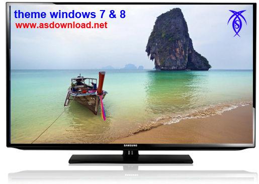 دانلود تم مناظر دیدنی تایلند برای ویندوز 7 و ویندوز 8