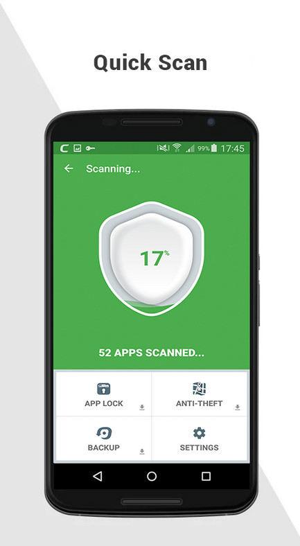 Comodo Mobile Security - دانلود آنتی ویروس کومودو برای آندروید