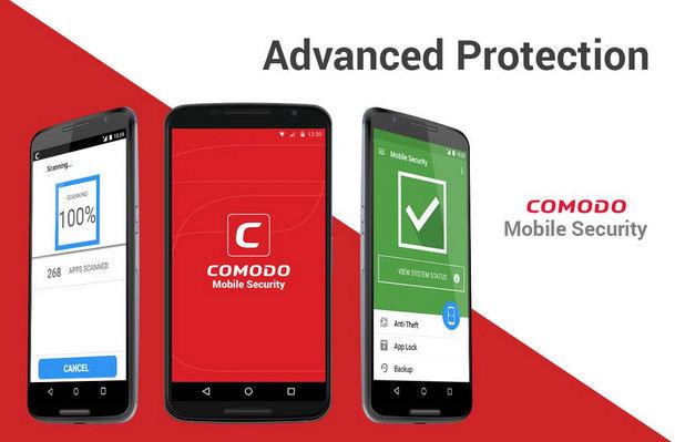 7 Comodo Mobile Security