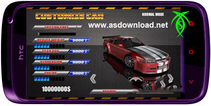 Dirt Rock Racing android1 دانلود بازی رالی Dirt Rock Racing برای آندروید   game android