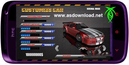 دانلود بازی رالی Dirt Rock Racing برای آندروید - game android