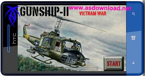 دانلود بازی Gunship-II جنگی برای آندروید