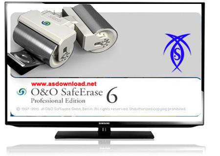 دانلود نرم افزار حذف اطلاعات برای همیشه- O&O SafeErase Pro 6.0.331 x86/x64 + Portable