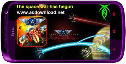 دانلود بازی AW1 برای آندروید-The space war has begun