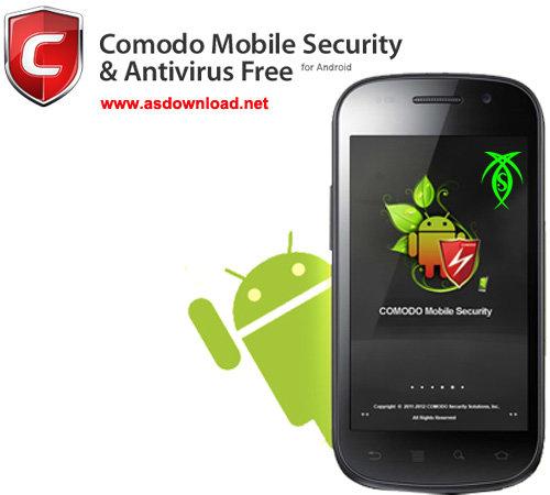 دانلود آنتی ویروس کومودو برای آندروید – Antivirus Comodo Security android