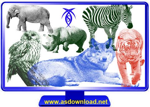 دانلود قلم مو حیوانات برای فتوشاپ- آموزش فتوشاپ حرفه ای