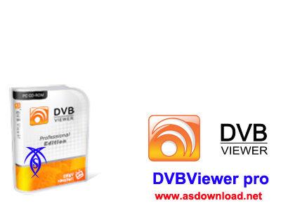dvb viwer نرم افزار پخش کانال های تلوزیونی   دانلود نسخه جدید DVBViewer Pro