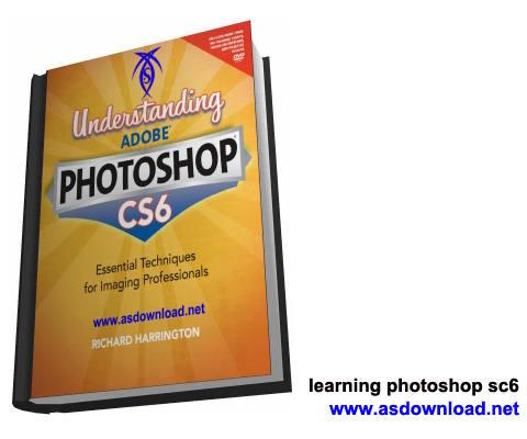 دانلود کتاب آموزش فتوشاپ sc6-آموزش فتوشاپ حرفه ای photoshop cs6