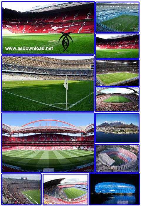 دانلود عکس ورزشگاه های مطرح دنیا - stadium wallpaper