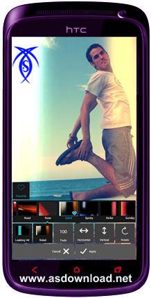 دانلود نرم افزار Pixlr Express ویرایش حرفه ای تصاویر برای آندروید