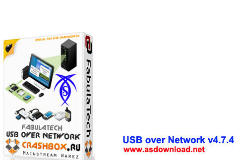 FabulaTech USB over Network v4.7.4