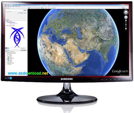 دانلود نسخه جدید نرم افزار ماهواره ای Google Earth Pro 6.2.2.6613