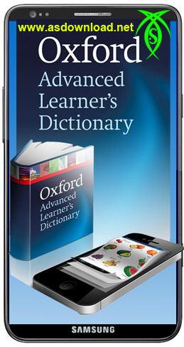 دانلود دیکشنری آکسفورد برای آندروید  download Oxford Dictionary for Android