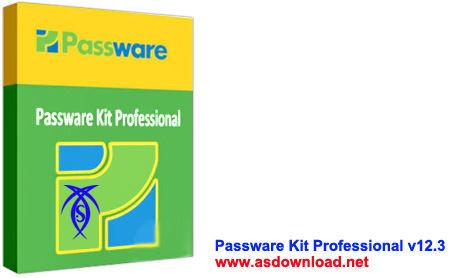 دانلود نرم افزار بازیابی رمز عبور ویندوز-Passware Kit Professional v12.3.6332