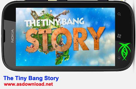 دانلود بازی ماجراجویی انفجار کوچک برای نوکیا – The Tiny Bang Story