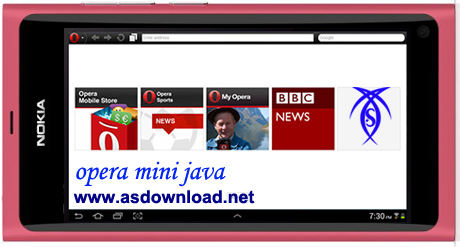 opera mini java server edited