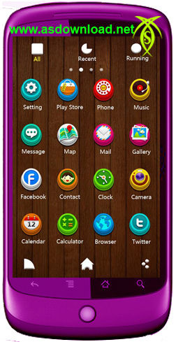 sl Launcher theme android