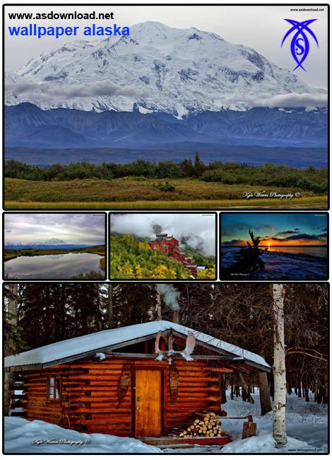 دانلود گالری عکس های جزیره آلاسکا با کیفیت hd