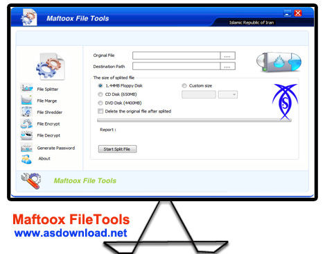 Maftoox FileTools