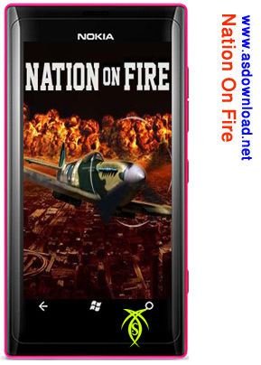 بازی وطن در آتش برای گوشی های جاوا - Nation On Fire